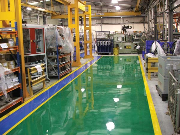 Gallery Epoxy Flooring Pros